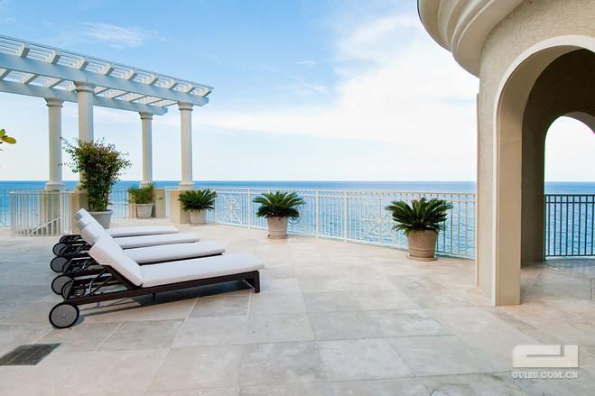 棕榈滩顶层海景豪宅